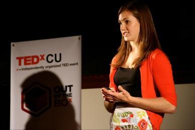 Ted Talk, Kelly Brichta
